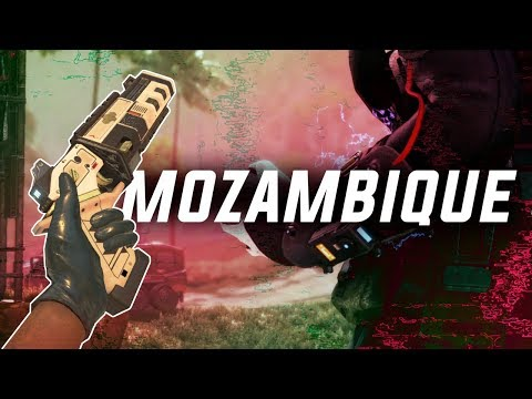 MOZAMBIQUE ONLY WIN! (This thing sucks lol) | Apex Legends