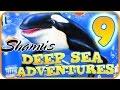 Sea World: Shamu's Deep Sea Adventures Walkthrough Part 9 (PS2, Gamecube, XBOX) Ending