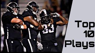 Alliance of American Football : Top 10 Plays of Week 1