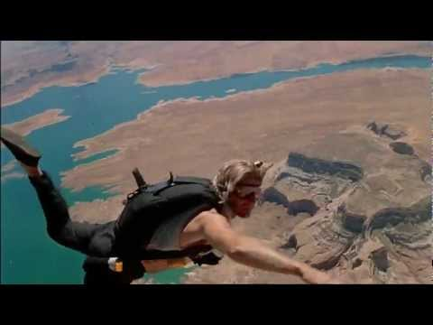 Skydiving / Point Break 1991
