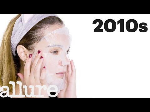 100 Years of Skincare  Allure