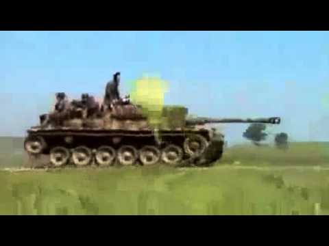 History Documentary General Patton's Charge Across Europe │