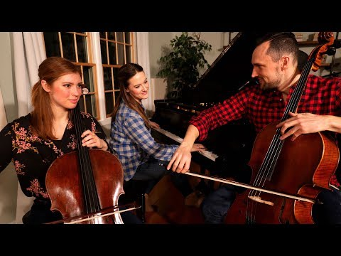 Westworld Main Theme (2 Cellos + Piano) - Brooklyn Duo