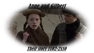 Anne and Gilbert|| A tragical romance.. remains to be seen