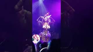 Drag Punk ( Paul Aleksandr ) - Whatever tour London