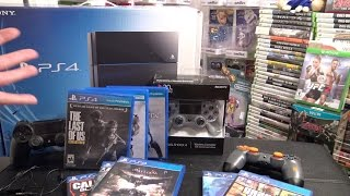 PS4 Buying Guide & BEST Games!