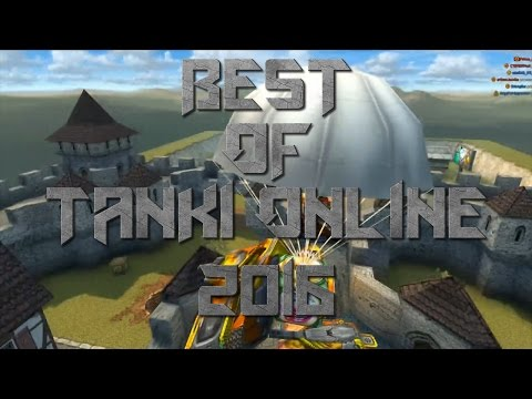 Лучшие из Танки Онлайн 2016 / Best Of Tanki Online 2016