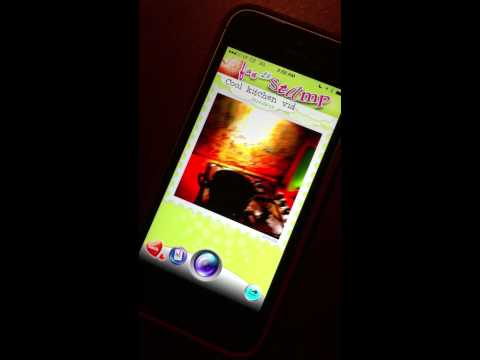 Fun L'il Stamp iOS photo app video capture!