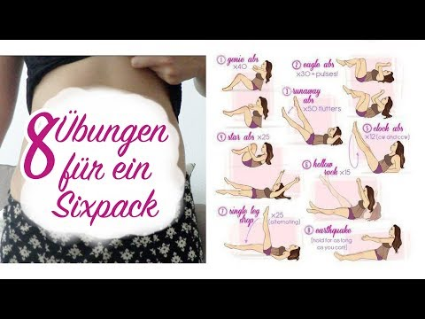 SIXPACK IN 2 WOCHEN ?! - CHALLENGE ACCEPTED