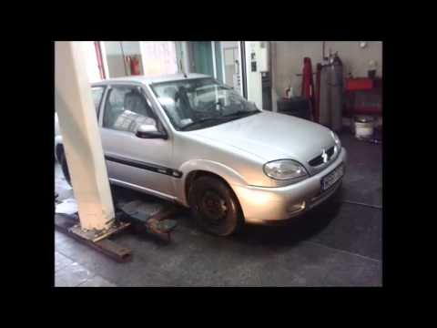 citroen saxo vts 1 5d youtube. Black Bedroom Furniture Sets. Home Design Ideas