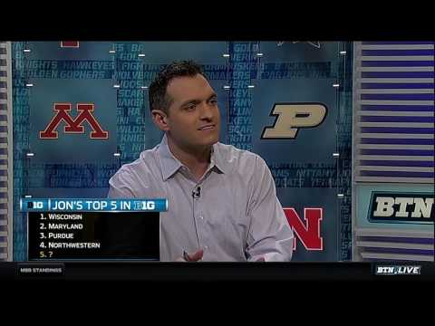 Jon Crispin Shares His Top 5 in B1G Men's Basketball