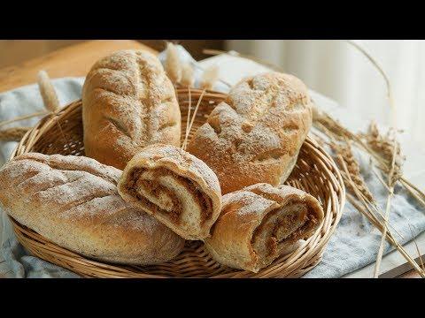 暖到心坎里的软欧面包,治愈冬天所有坏脾气【曼食慢语】*4K