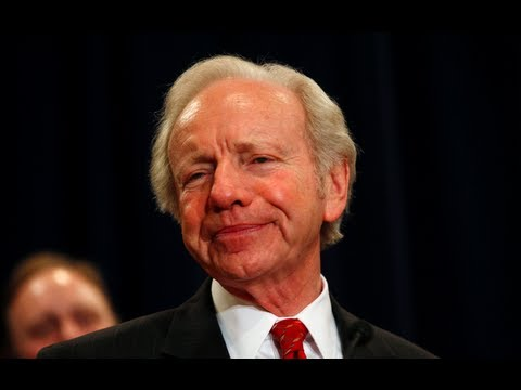 Farewell, Joe Lieberman! Let the Door Hit You on the Way Out