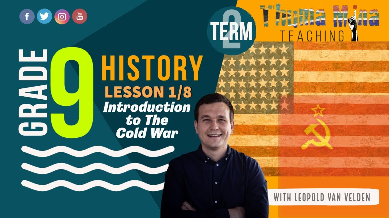 small resolution of Gr 9 SS History - Term 2 Lesson 1- Introduction to the Cold War - YouTube
