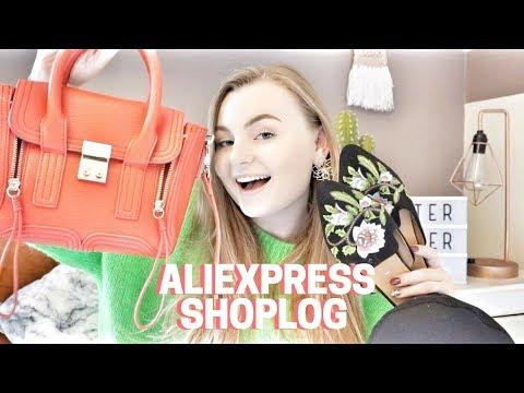 ALIEXPRESS SHOPLOG  | Felia Goovaerts