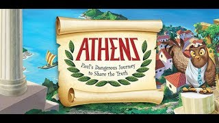 Athens at a Glance -  Group Holy Land Adventure VBS 2019