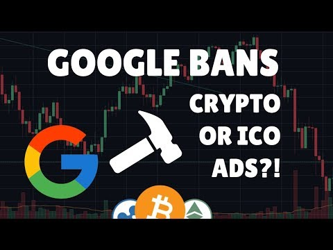 Google bans crypto advertisers? Bitcoin Trends going down? Lightning Network News