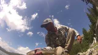 The Search For Backcountry Cutthroat Trout