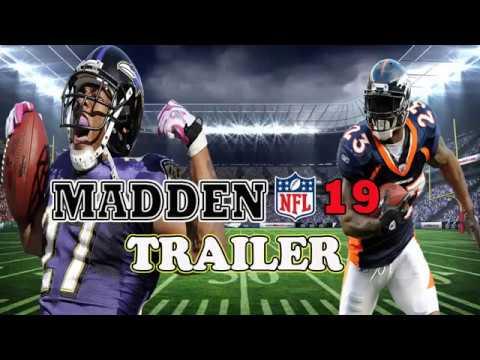 Madden NFL 19 Trailer YouTube