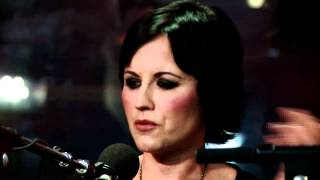The Cranberries' Dolores O'Riordan and Noel Hogan in Studio Q