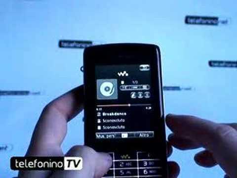 Sonyericsson w960 videoprova da telefonino.net