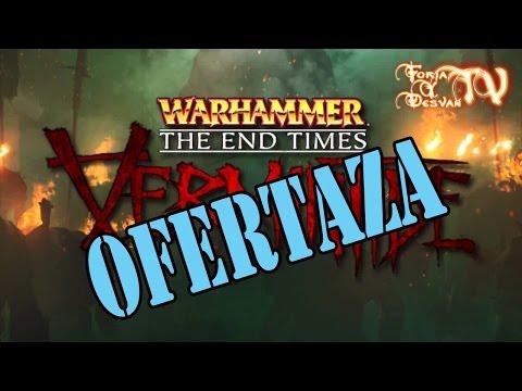 OFERTAZA WARHAMMER END OF TIMES VERMINTIDE EN INSTANT GAMING |