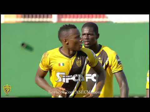 Ligue des champions J2 ASEC Mimosas 1 - 0 Lobi Stars (Saison 2018-2019)