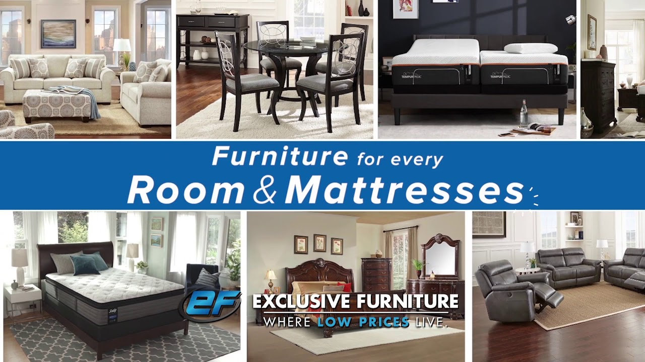 Exclusive Furniture Cypress Grand Opening Sale 30s Youtube