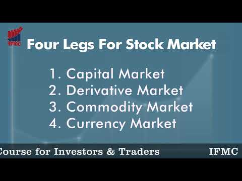 Learn Stock Market ll Stock Trading Online Courses ll Career in Stock Market ll