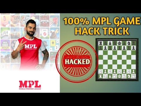 MPL GAME HACK TRICK || CHESS HACK TRICK