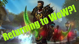Returning to World of Warcraft in 2020, is it worth it?!?