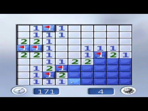 Как играть в игру Сапер Windows 7 XP