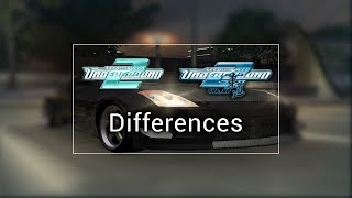 NFS: Underground 2 - Japanese Special Release & Differences