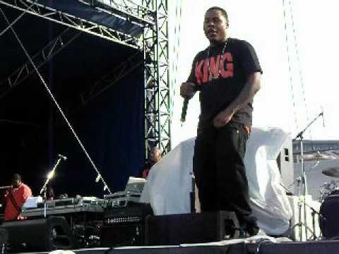 Yo Gotti   Live Beale Street Music Fest 2010