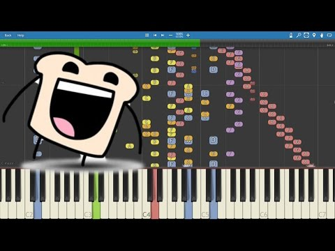 OMFG - Nope - Impossible Remix - Piano Cover