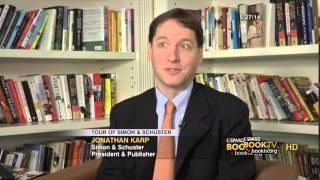 Book TV Tours Book Publisher Simon & Schuster