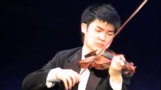 Ray Chen - Mozart - from Violin Concerto No. 3 in G major, K 216