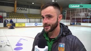 Calafell Esportiu | Hoquei | CP Vilafranca 1- 1 CP Calafell