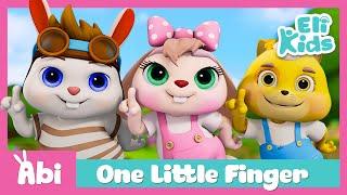 One Little Finger | Best song for Kids | Eli kids