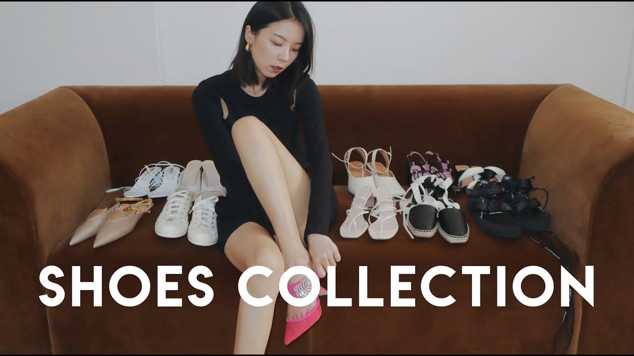 夏季十雙鞋子合集|穿高跟鞋的小Tips|Shoes Collection