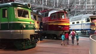 ロシア国鉄鉄道博物館(サンクトペテルブルグ)2