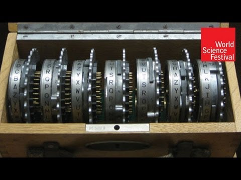 The Enigma Machine Explained