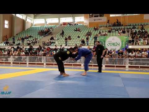 José Cardoso vs Marco Pereira / Lisbon Open 2018
