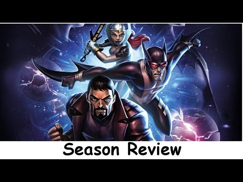 Justice League Gods and Monsters Chronicles Review