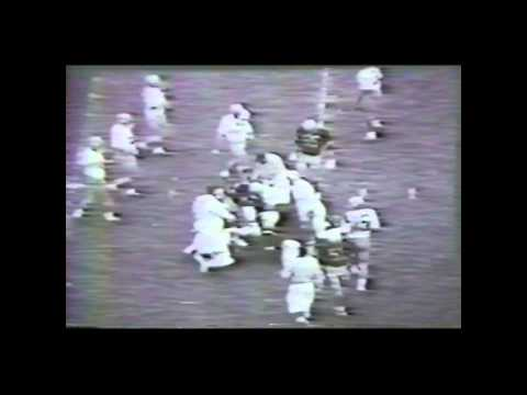 University of Iowa Hawkeye Football Season Highlights, 1960 (abridged version)