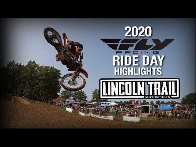 Fly Racing Ride Day at Lincoln Trail Motosports 2020
