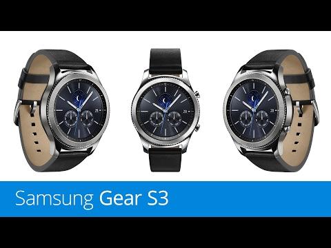 Samsung Gear S3 (recenze)