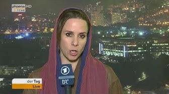 Natalie Amiri aus Teheran zur Situation nach den Unruhen im Iran am 04.01.18