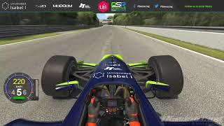 iRacing FR3.5 - PreQ Lap. GrandPrix Series Championship GP1. Fastest Lap. Ricardo Orozco