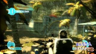 Bodycount - Análise Santa Games HD